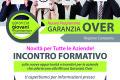 Novità per tutte le aziende:Incontri informativi sulle nuove opportunità e incentivi per le aziende che aderiscono alla misura di Garanzia Over
