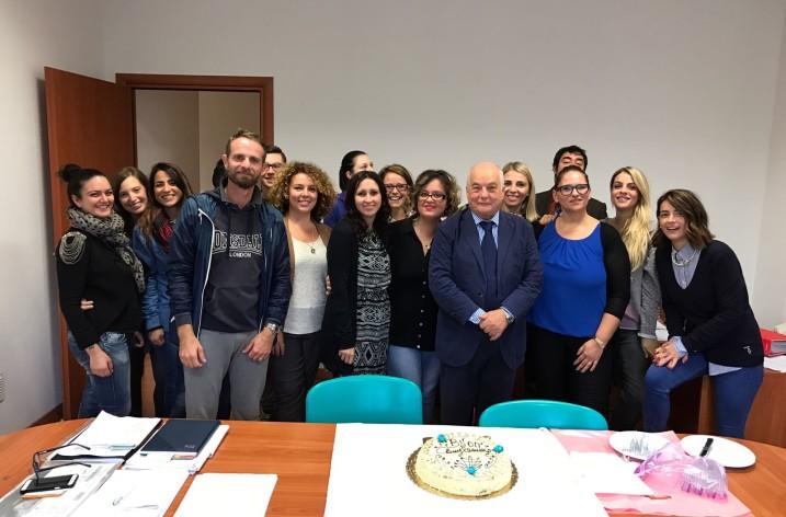 Auguri al nostro Caro Presidente Vincenzo Siano