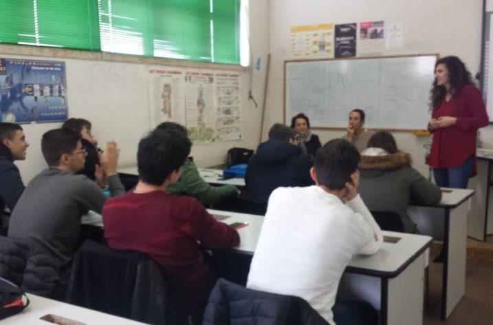 """Gli studenti salernitani protagonisti della formazione con """"Giovani leader per la Legalità"""""""