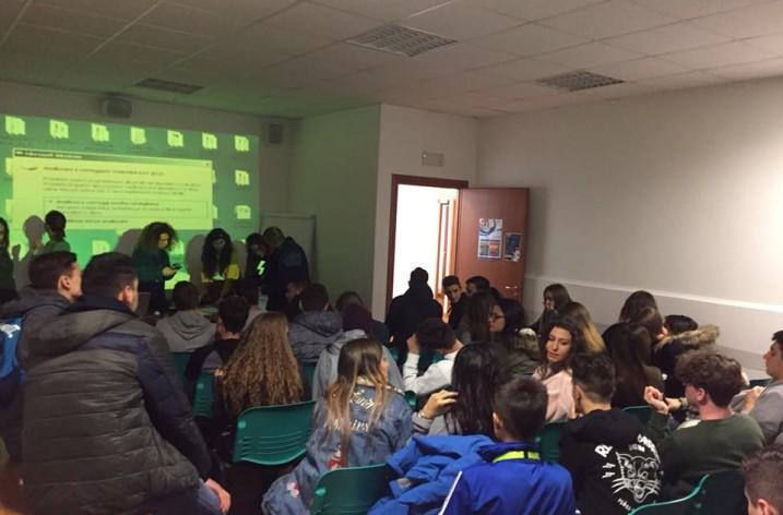 """Gli studenti della Provincia di Salerno protagonisti degli incontri con """"Giovani leader per la Legalità"""""""