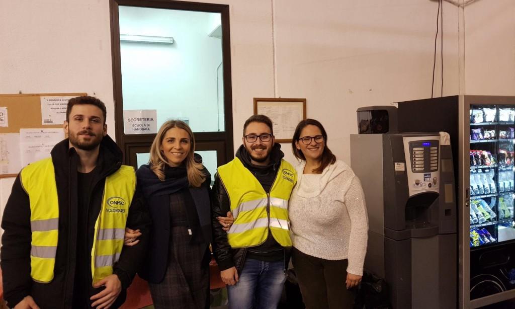 ONMIC e PDO Scuola Handball Salerno: una grande festa di sport e solidarietà