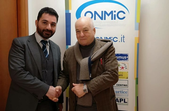 Onmic nomina Luca Branda Coordinatore Regionale della Calabria