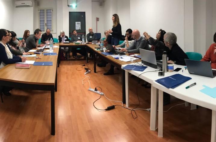 Salerno ospita le associazioni Europee per un progetto Onmic tra Sport e Integrazione