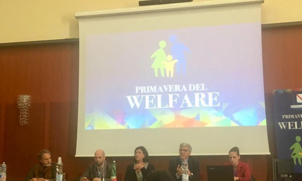 """L'ONMIC PARTECIPA ALLA """"PRIMAVERA DEL WELFARE"""" 2017- REGIONE CAMPANIA"""