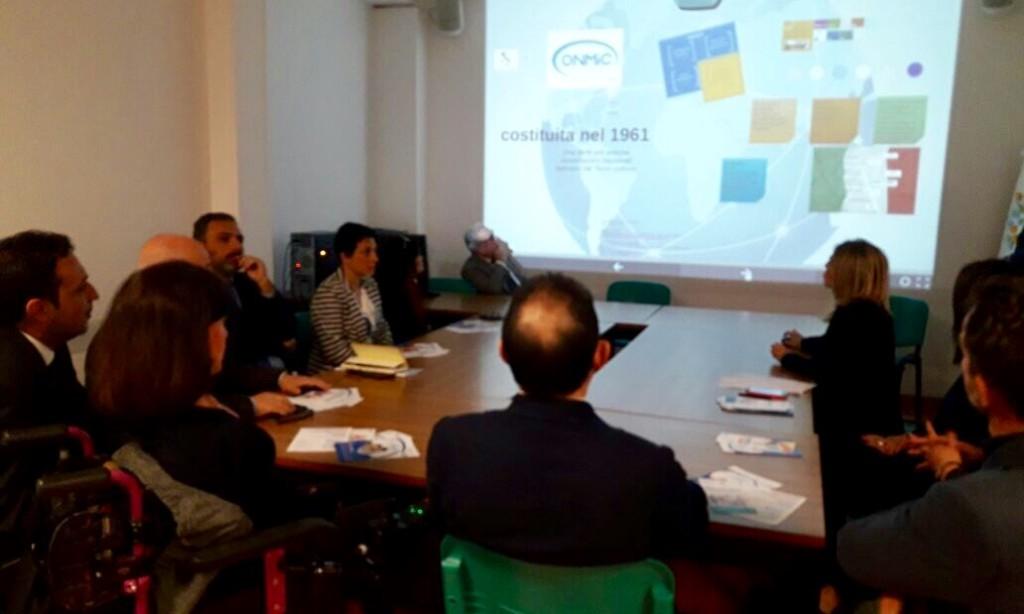 L' Onmic presenta i progetti europei in corso