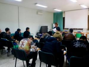 Gruppo giovani volontari ONMIC