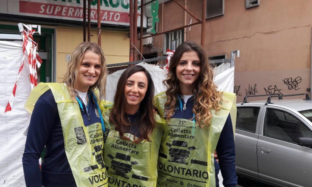 L'ONMIC partecipa attivamente alla XXI Giornata Nazionale della Colletta Alimentare