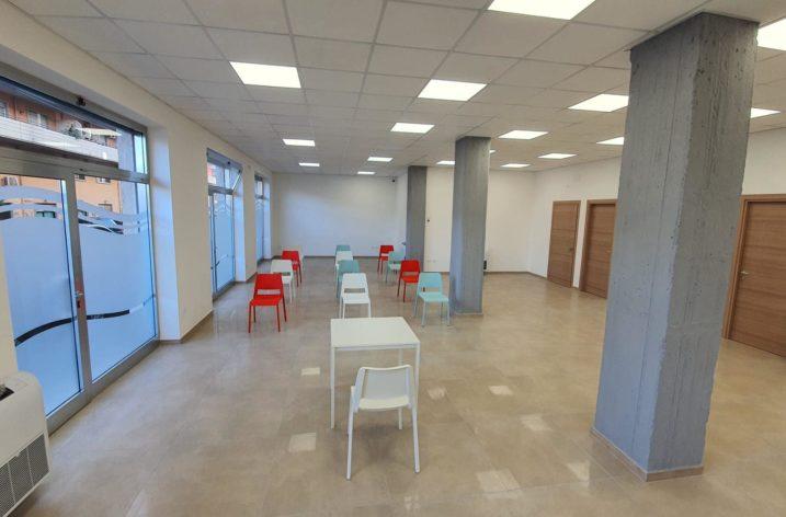 Nuovo centro polifunzionale ONMIC
